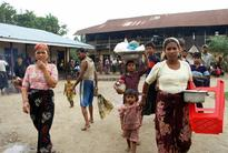 Myanmar Returns Evacuees Spared by Storm