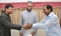 TRS has secret tie-up with MIM, BJP and TD: Bhatti