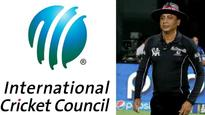 Sundaram Ravi is the only Indian in ICC Elite Panel of Umpires for 2016-17