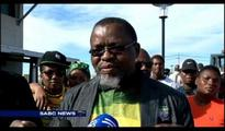 Mantashe introduces N. Mandela Bay Metro Mayoral Candidate