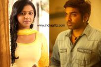 Accident causes Lakshmi Menon to quit Vijay Sethupathi's 'Karupan'&#63