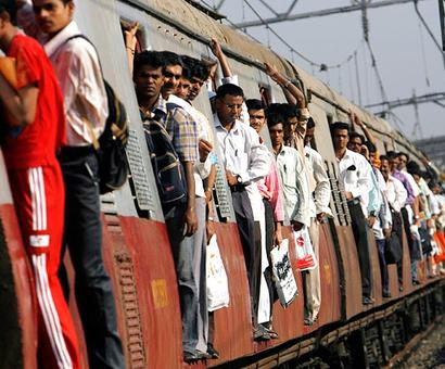 Indian Railways goes down new track to power growth