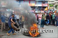 Kodagu bandh successful - shops closed, vehicles remain away