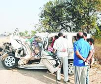 Reckless driving kills five