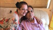 WATCH: You can't miss Dilip Kumar's chai pe charcha with wife Saira Banu in his Facebook debut video!