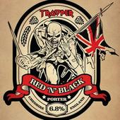 Iron Maiden release limited edition Trooper Red N Black beer