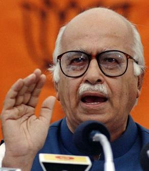 'I feel like resigning', says Advani over deadlock in Parliament