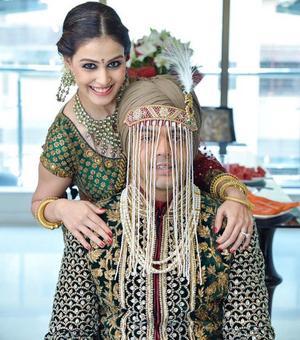 PIX: Genelia, Bipasha, Saif celebrate Raksha Bandhan