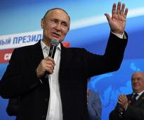 Putin wins 6th term: Xi congratulates him; only Stalin ruled Russia longer