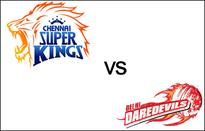 IPL 6: CSK reclaim top-spot after 33-run win over Delhi Daredevils