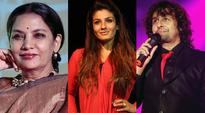 Shabana Azmi, Raveena Tandon, Sonu Nigam and other celebrities talk about suicide awareness