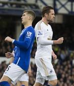 Spotlight on John Stones after Swansea defeat Everton