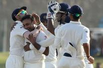 Spinners put India in sight of win