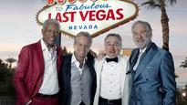 Morgan Freeman Gets His Drink On In Last Vegas [Video]