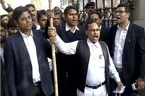 Judicial work paralysed in Delhi as lawyers strike work