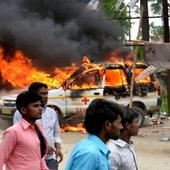 Bihar hospital turns into battlefield over patient's death, ambulances set afire