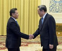 Chinese top political advisor meets Lao delegation