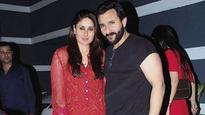 Kareena Kapoor Khan parties with hubby Saif Ali Khan till 5 AM, watch video!
