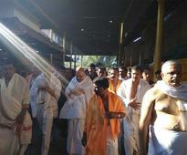 Karnataka CM, BJP chief accused of poll code violation