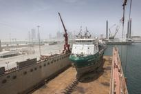 Floating dock gives Abu Dhabi Ship Building new commercial firepower
