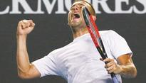 Good Evans! Rising Briton shocks Cilic