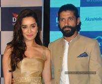 Shraddha Kapoor admits dating Farhan Akhtar?