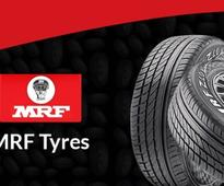 Tyre stocks in focus; MRF hits record high, up over 3%
