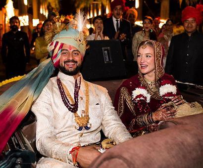 PIX: Arunoday Singh gets married