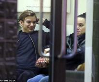 Star Wars' Daisy Ridley enjoys outing with boyfriend Charlie Hamblett in Soho