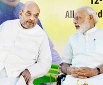 Netas leaving Cong due to obstructionism, says Amit Shah