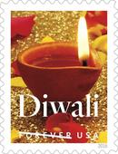 Diwali stamp to be released by the United States Postal Service on October 5