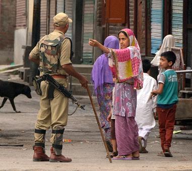 Kashmir cannot be ruled through gun barrel: Opposition reminds government