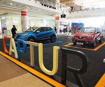 #CaptureLifeIn3D Roadshow By Renault Captur