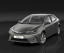 Toyota Corolla Altis Facelift India Launch Details Revealed