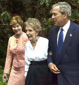 13 Conservative Icons React to the Death of Nancy Reagan