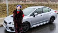 Need for Speed – 81-Year-Old Polish Lady Loves Driving Her 300hp 2016 Subaru WRX STI