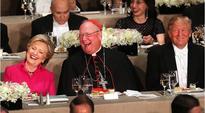 Cdl. Dolan Hosts Hillary Clinton