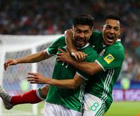 Confederations Cup 2017: Mexico stage second-half comeback to beat New Zealand in volatile clash