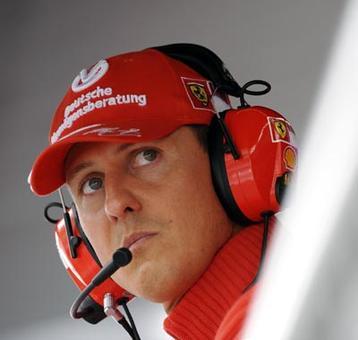 Finally, some positive news about F1 legend Schumacher's health