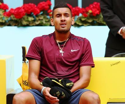 Can people keep their opinions to themselves please, tweets Kyrgios