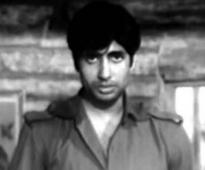 Can You Guess When Big B Auditioned for His First Film?