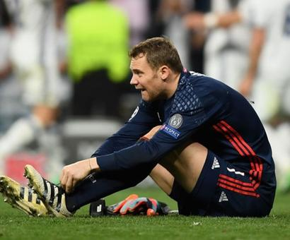 Football Briefs: Bayern Muenchen 'sorry' for Neuer