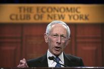 CORRECTED - Fed should not follow rules-based approach - Fischer