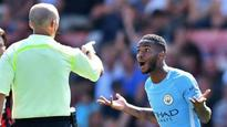 Manchester City stars are being 'butchered', warns Raheem Sterling