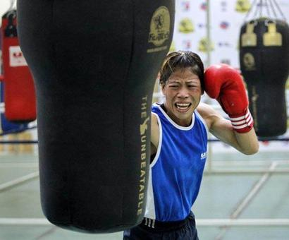Indian boxers get tough draws in women's World C'ships