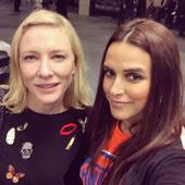 Check out: Neha Dhupia bumped into Hollywood star Cate Blanchett