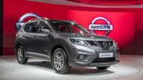 Nissan X-Trail Hybrid picture gallery