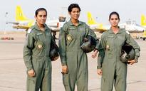Flying through glass ceiling: India's first women fighter pilots set to reach for the sky