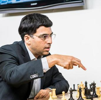 Anand finishes joint second
