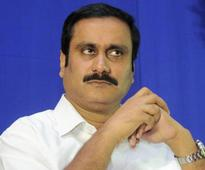 PMK leader Anbumani Ramadoss arrested